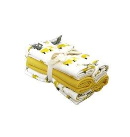 KYTE Sunshine Safari Washcloths