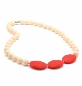 Chewbeads Chewbeads Greenwich Teething Necklace - Ivory
