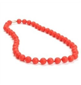Chewbeads Red Chewbeads Necklace