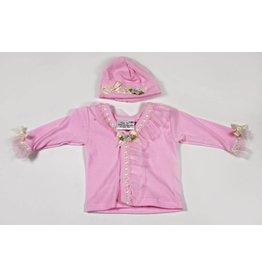 Kitty Girls Tulle & Dye Co Vivian Pink Set