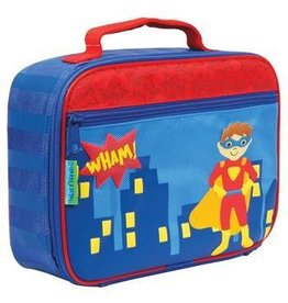 Joseph Stephen Boys Superhero Lunchbox
