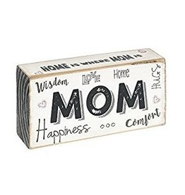 Ganz Home Is Where Mom Is Sign