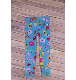 Malibu Sugar Crazy Shakes Leggings