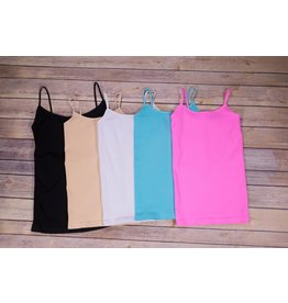 Malibu Sugar Solid Full Cami