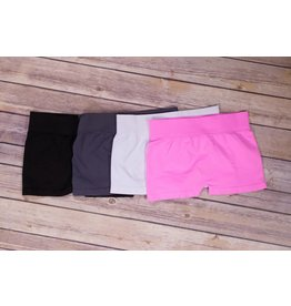 Malibu Sugar Girls Spandex Shorts