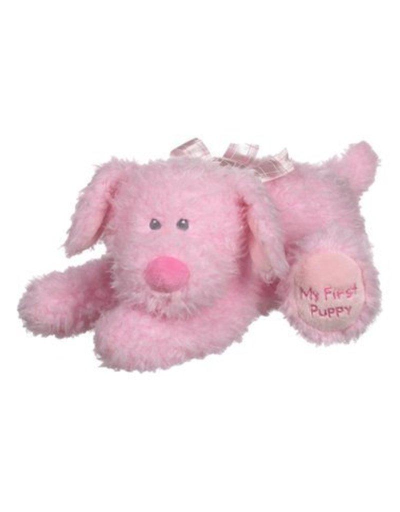 Ganz Plush Pink My First Puppy Peek A Bootique