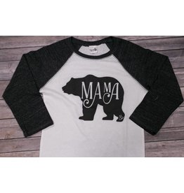 Rockin AB Mama Bear Woman's Tee