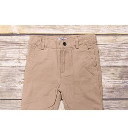 Frenchie Khaki Chino Pants