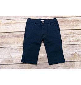 Frenchie Navy Chino Pants