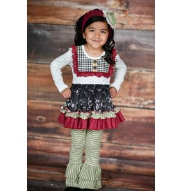 Giggle Moon Precious Ruby 2 Piece Tunic and Legging