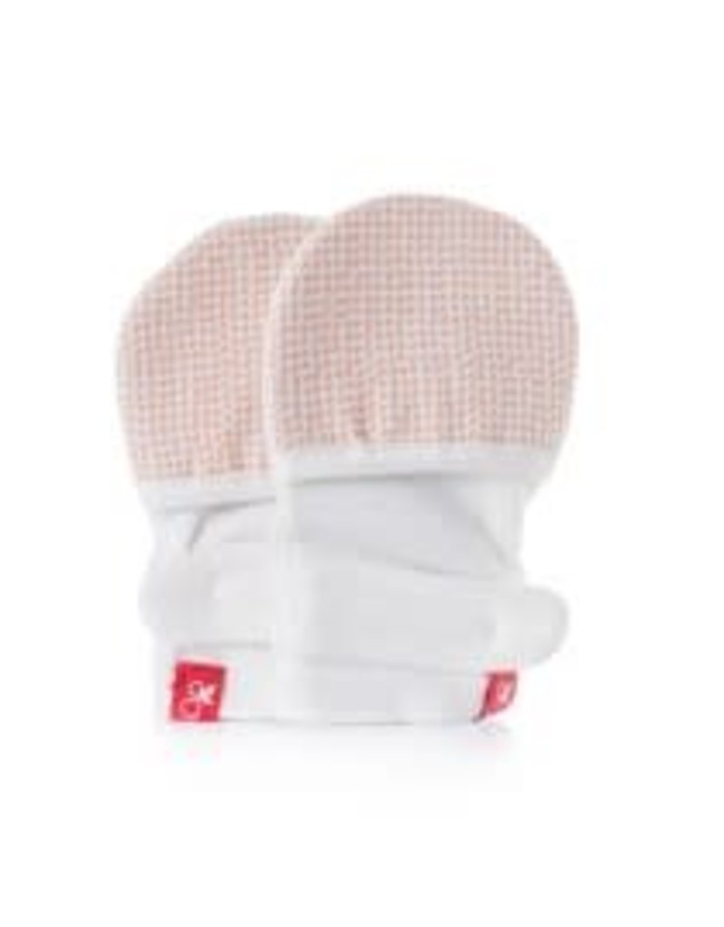 Goumie Mitts Diamond Dots Preemie Mitts