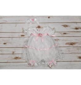Katie Rose Princess Baby Organza Dress