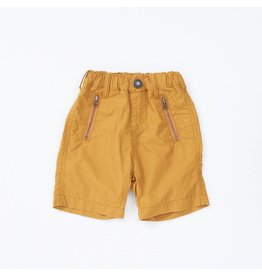 Bit'z Kids Orange Double Zipper Shorts