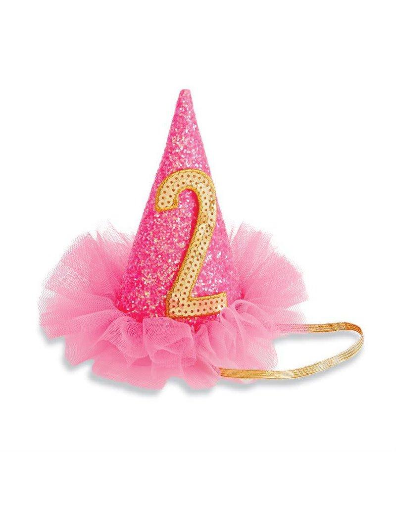 Mud Pie Neon Pink Birthday Hats Mud Pie Neon Pink Birthday Hats ... b54ab082e55