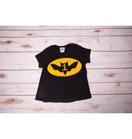 Reflectionz Bat Boy Birthday Shirt