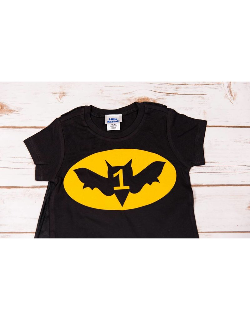 Reflectionz Bat Boy Birthday Shirt
