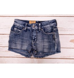 Silver Jeans Medium Wash Denim Shorts