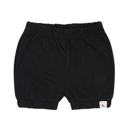 Turtledove Black Bloomer Shorts
