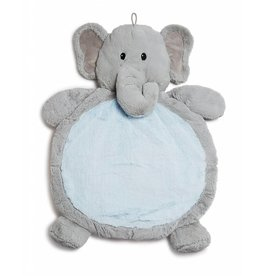 Mary Meyer Baby Blue Elephant Baby Mat