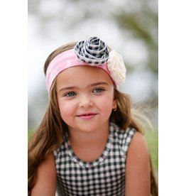 Giggle Moon Butterflies Of Love Knit Headband
