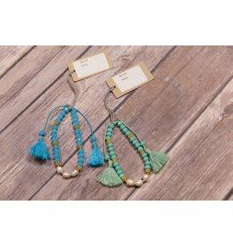 Bela & Nuni BR-09 Tassel Bracelet