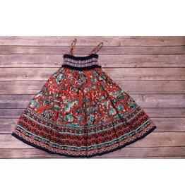 Bela & Nuni Boho Chic Dress