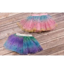Sweet Wink rainbow tutu