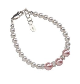 Cherished Moments Paige Pearl Bracelet