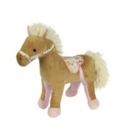 """Maison Chic Nellie the Horse Standing Plush 12"""""""