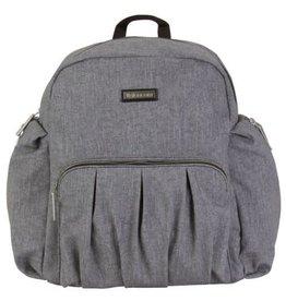 Kalencom Chicago Backpack Gray Vegan