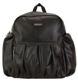 Kalencom Chicago Backpack Black Vegan