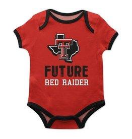 Vive La Fete Texas Tech Solid Red Boys