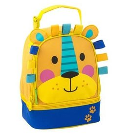 stephen joseph Lion Lunchbox