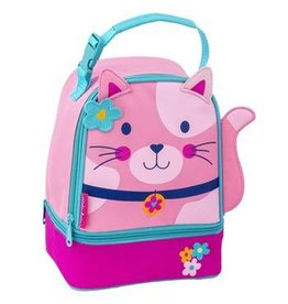 stephen joseph Pink Kitty Lunchbox