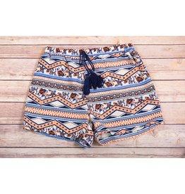 PP LA Nanette Woven Shorts