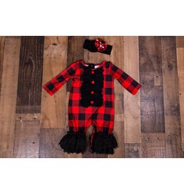 Serendipity Clothing Co Buffalo Plaid Longall