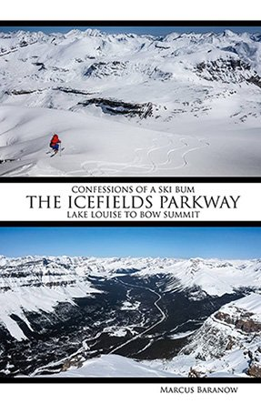 Confessions of a Ski Bum: Icefields parkway
