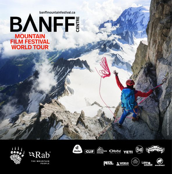 Banff Mountain Film Fest FAQ