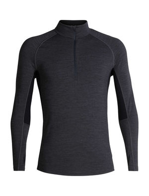 Icebreaker Men's 200 Zone Long Sleeve Half Zip
