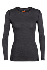 Icebreaker Women's Oasis Long Sleeve Crew