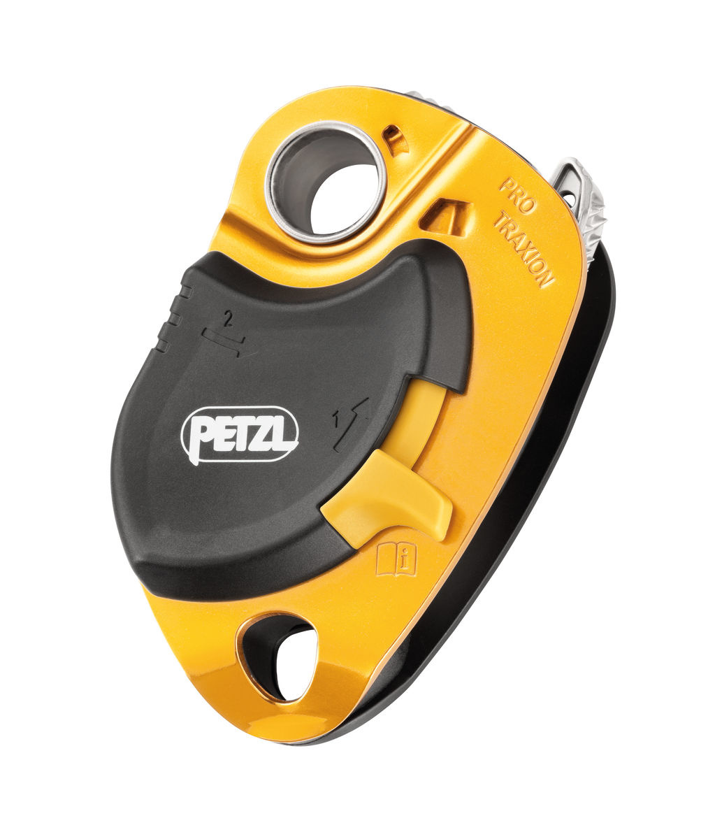 "Petzl Pro Traxion 2"" Pulley"