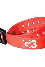 G3 G3 Tension Ski Strap Red 400mm