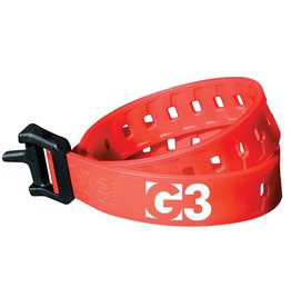 G3 G3 Tension Ski Strap Red 400mm