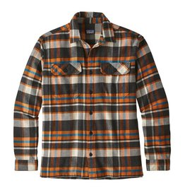 Patagonia Mn Fjord Flannel Shirt