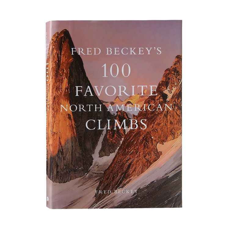 Patagonia Fred Beckey's 100 Favorite North American Climbs