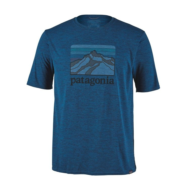 Patagonia Men's Capilene Cool Daily Graphic T-Shirt