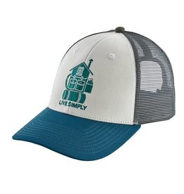 Patagonia Live Simply Home Trucker