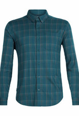 Icebreaker Men's Compass Flannel