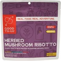 Good To GO Herbed Mushroom Risotto