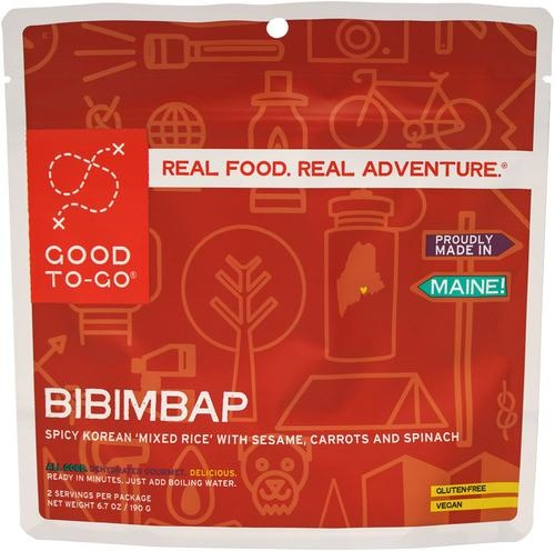 Good To GO Korean Bibimbap